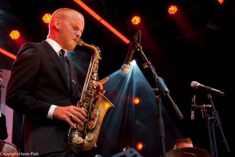 Maarten Hogenhuis, Bruut!, Haarlem Jazz & More 2013