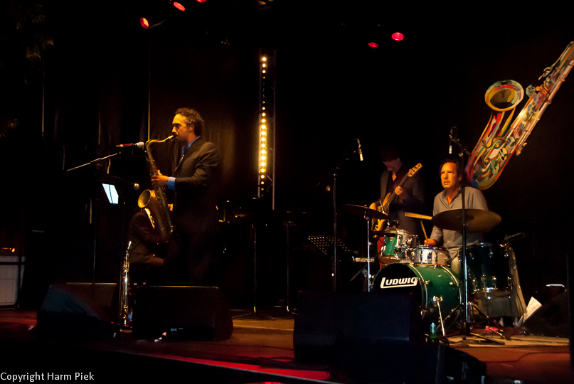 Efraim Truillo, Haarlem Jazz & More 2013, The Ob6sions