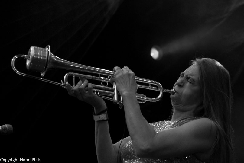 Saskia Laroo, Haarlem Jazz & More 2013