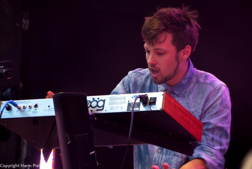 Tim Wes, Haarlem Jazz & More 2013
