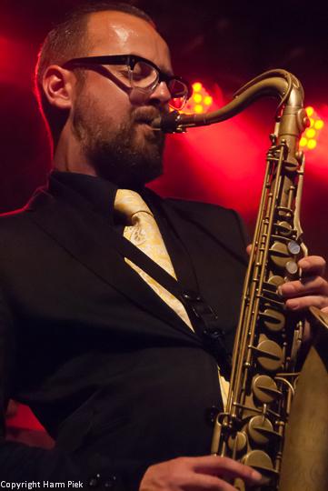 JZZZZZP, Haarlem Jazz & More 2013