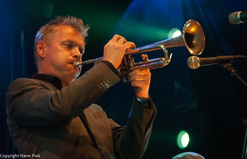 Benjamin Herman, Haarlem Jazz & More 2013, New Cool Collective