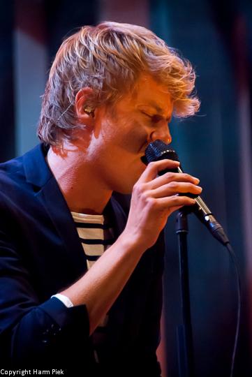 Wouter Hamel, Haarlem Jazz & More 2013