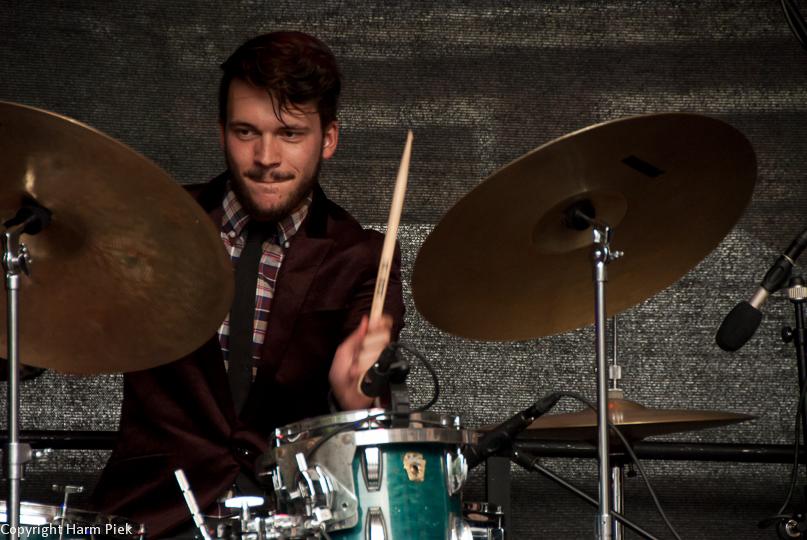 Stefan Franssen, Haarlem Jazz & More 2013