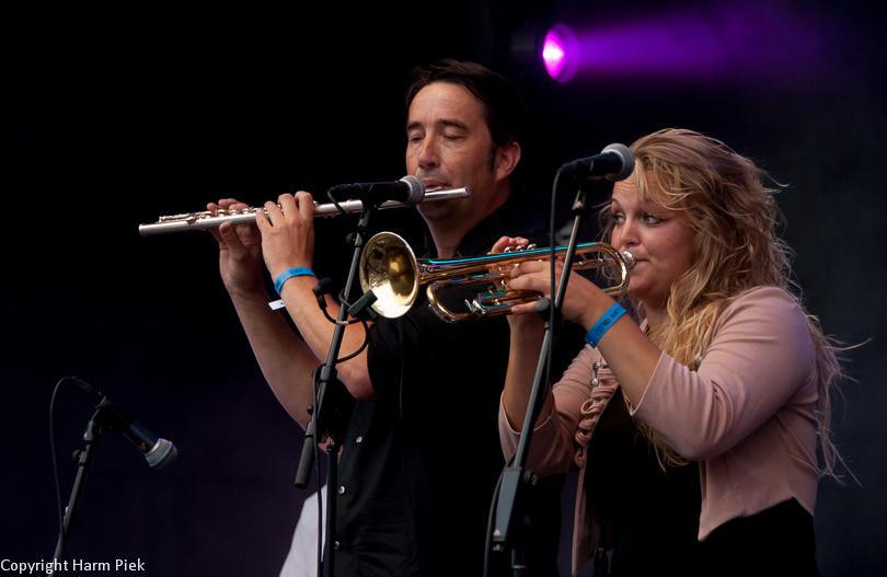 Ella de Jong, Kees Romers, Yanesh!, Haarlem Jazz & More 2013