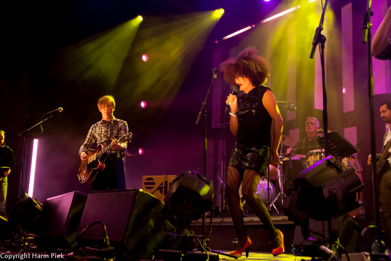 Kris Berry, Haarlem Jazz & More 2013