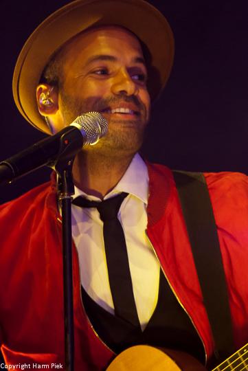 Alain Clark, Haarlem Jazz & More 2013