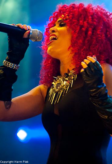 Sharon Doorson, Haarlem Jazz & More 2013