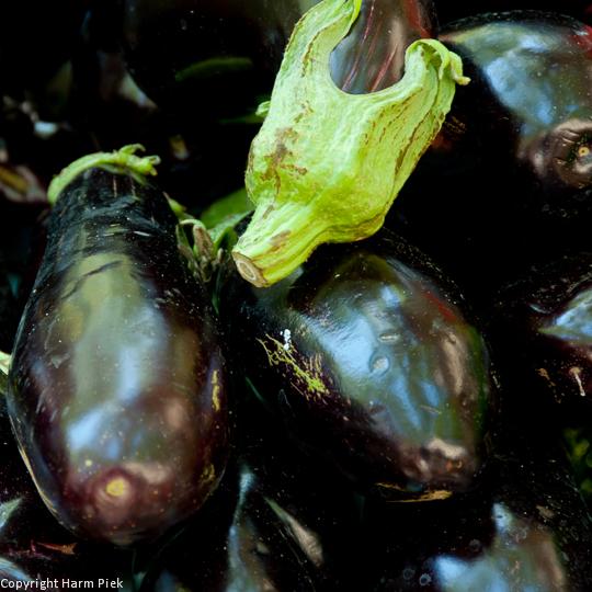 Aubergine, Fresh Food