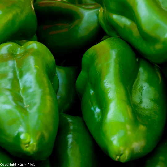 Paprika, Fresh Food