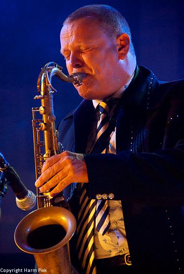 Alexander Beets, Haarlem Jazz 2010