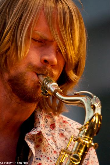 Colin Webster, Haarlem Jazz 2010