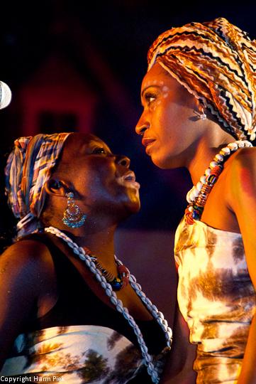 Ghana Funk Project, Haarlem Jazz 2010
