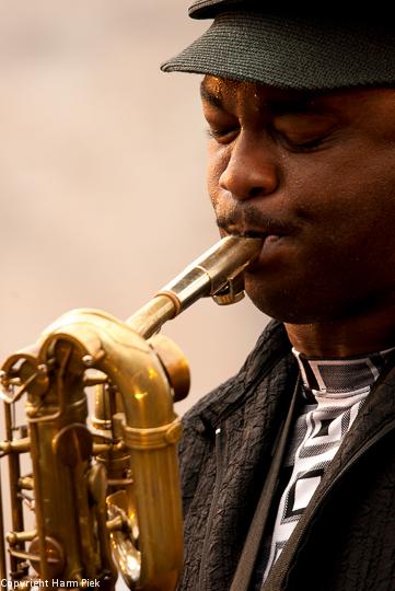 James Carter, Haarlem Jazz 2010