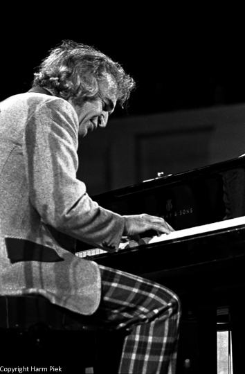 Dave Brubeck,, Newport Jazz Festival, 1972