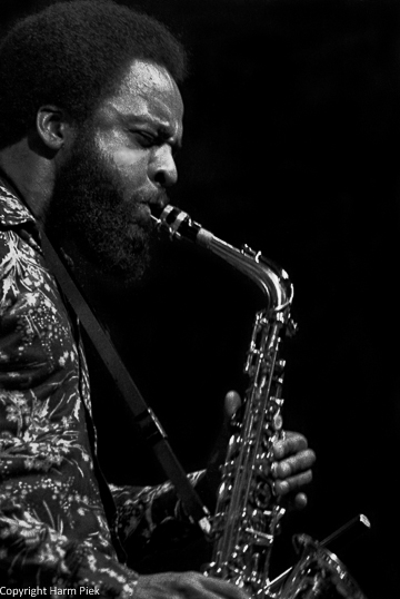 Grover Washington Jr, Loosdrecht Jazz Festival, 1972