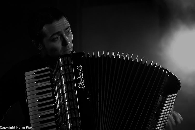 Maurizio-Pala, Haarlem Jazz, 2011