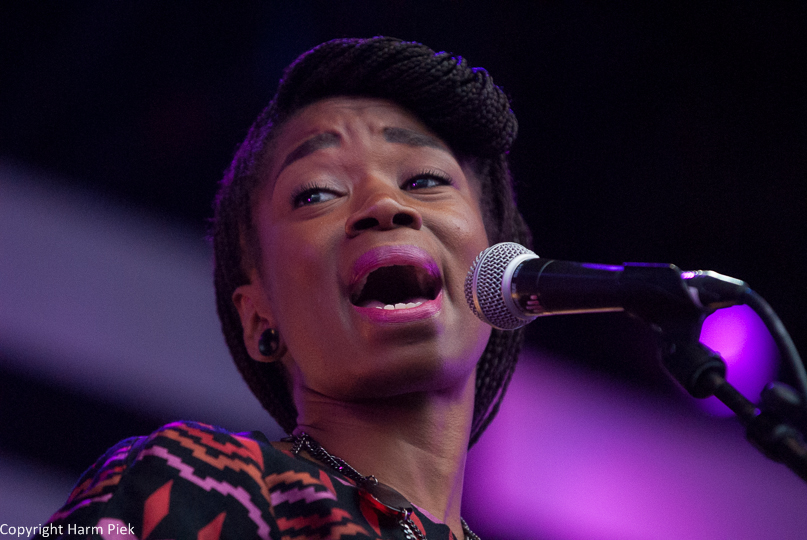 Sabrina Starke, Haarlem Jazz and More, 2014