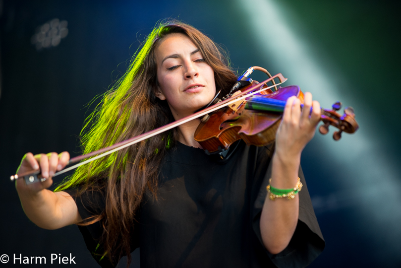 Indra Salima Kartodirdjo, The Cosmic Carnival, Haarlem Jazz & More, 2016