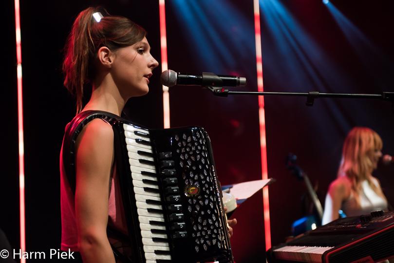 Sabien Bosselaar, Zazi, Haarlem Jazz & More, 2016