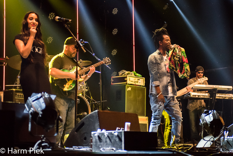 Kenny B, Haarlem Jazz & More, 2016