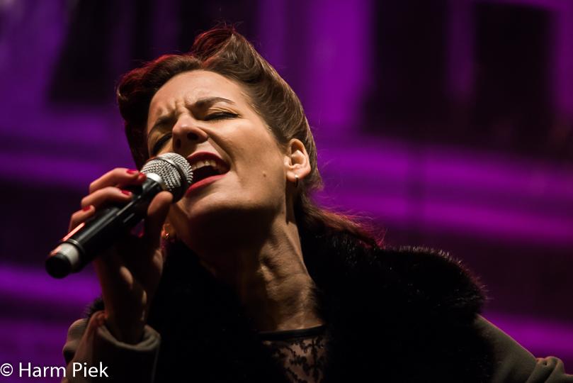 Linda Oudendijk, Haarlem Jazz and More, 2016, Winteredition