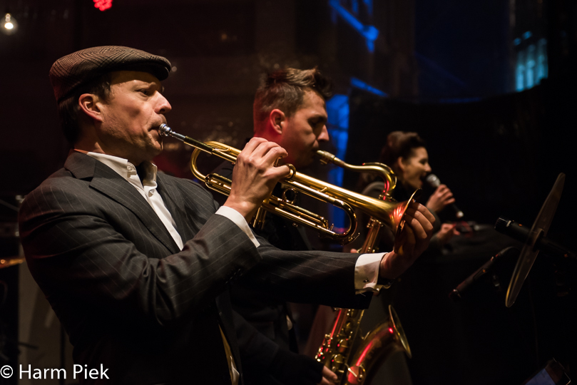 Swing & Tell, Haarlem Jazz and More, 2016, Winteredition