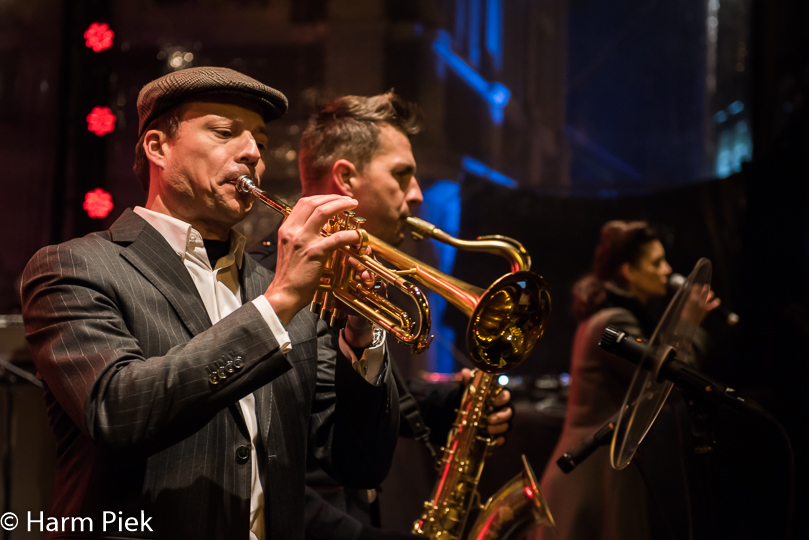 Swing & Tell, Linda Oudendijk, Haarlem Jazz and More, 2016, Winteredition
