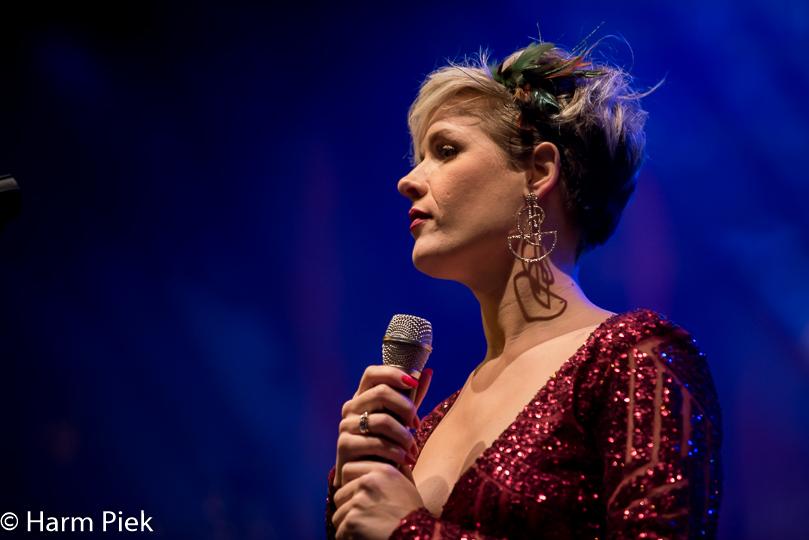 Denise van Donselaar, Haarlem Jazz and More, 2016, Winteredition