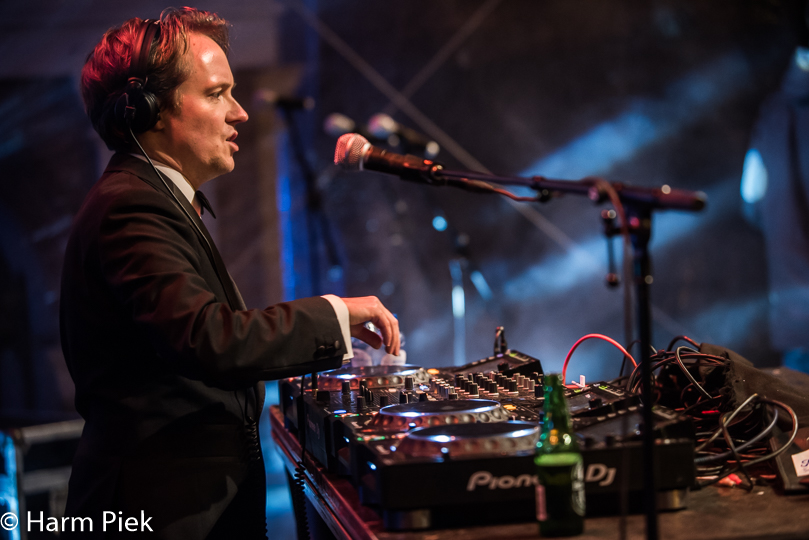 DJ FlexyFrank, Haarlem Jazz and More, 2016, Winteredition