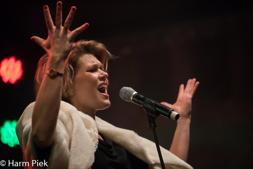 Noortje Fassaert, Haarlem Jazz and More, 2016, Winteredition
