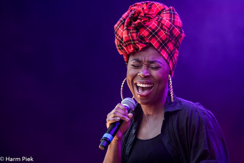 Ntjam Rosie; , Haarlem Jazz & More 2017