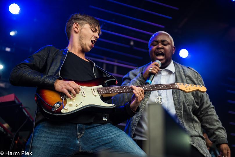 Chris Alain, Haarlem Jazz & More 2017