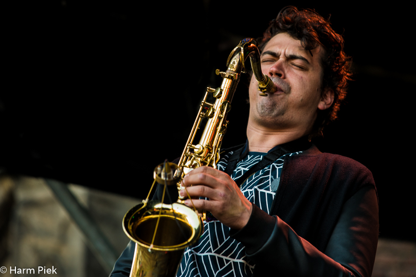 WILD 'N OUT o.l.v. Isaac Bullock, Haarlem Jazz & More 2017
