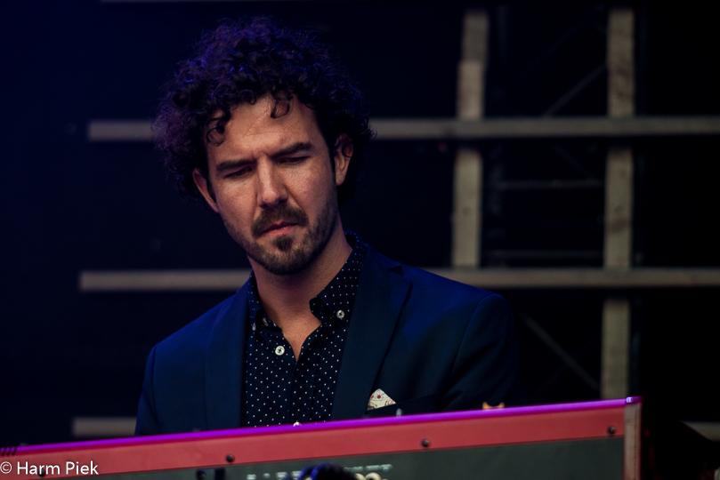 Myles Sanko, Haarlem Jazz & More 2017