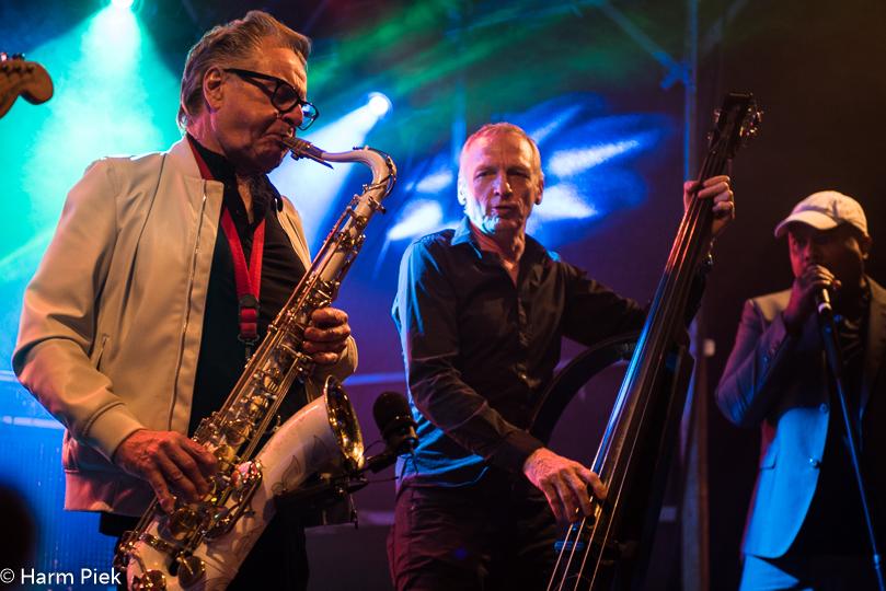 Hans Dulfer, Haarlem Jazz & More 2017