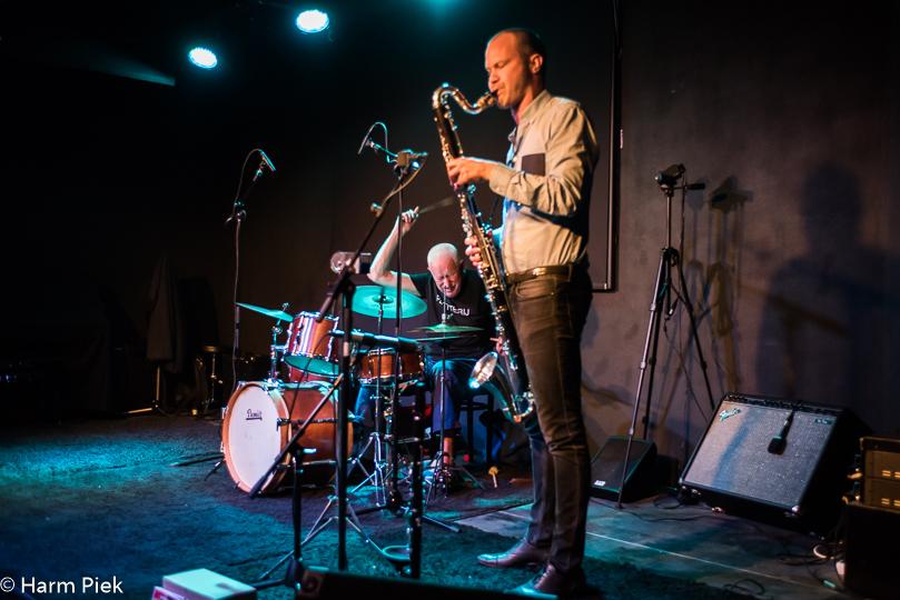 Joris Roelofs, Han Bennink, Haarlem Jazz & More 2017