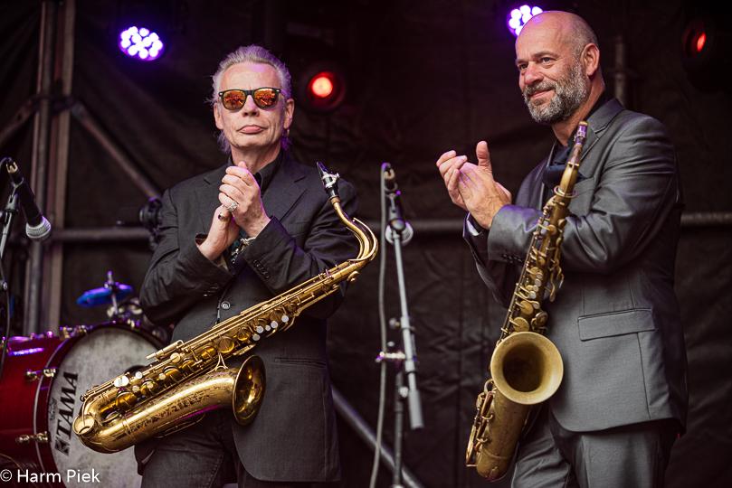 Haarlem Jazz & More 2019 - Rom Helweg & Friends