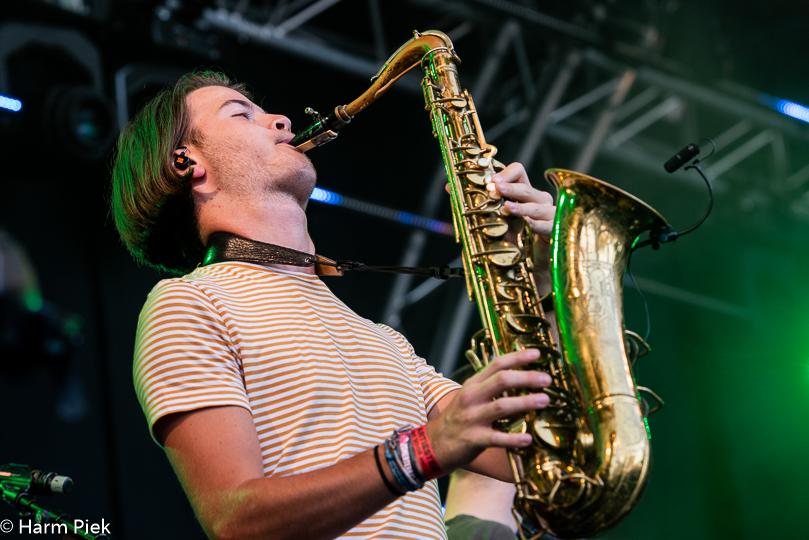 Haarlem Jazz & More 2019 - Newärk a.k.a. Funkanizers