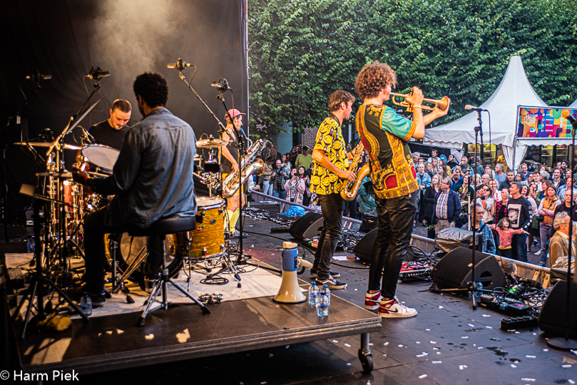 Haarlem Jazz & More 2019 - NAFT