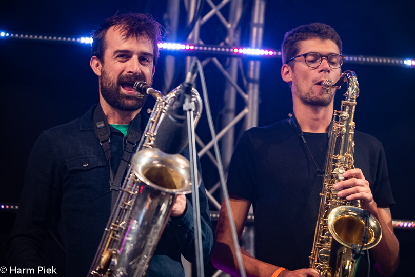 Haarlem Jazz & More 2019 - The Evil Empire Orchestra