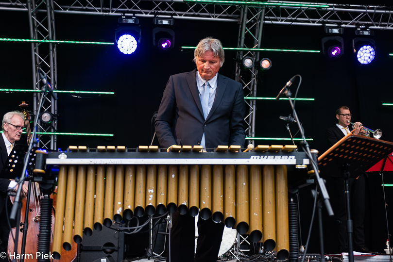 Haarlem Jazz & More 2019 - Frits Landesbergen & West Coast Big Band